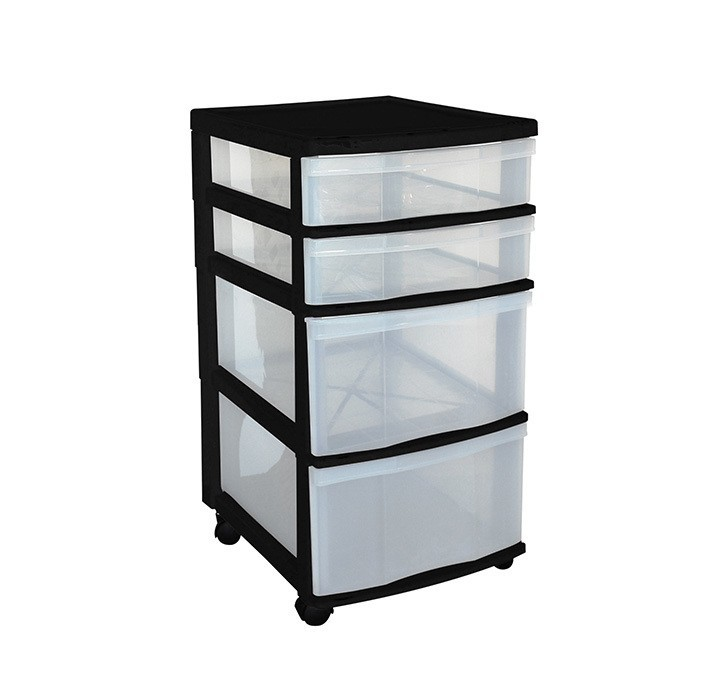 cart rolling four three stacking tower drawer drawers mudroom unit on wheels storage stunning plastic slim