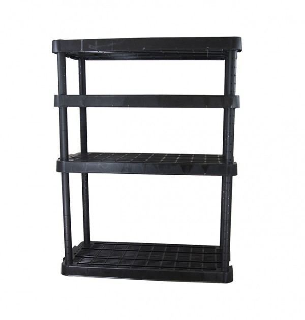 4_Shelf_Heavy_Black