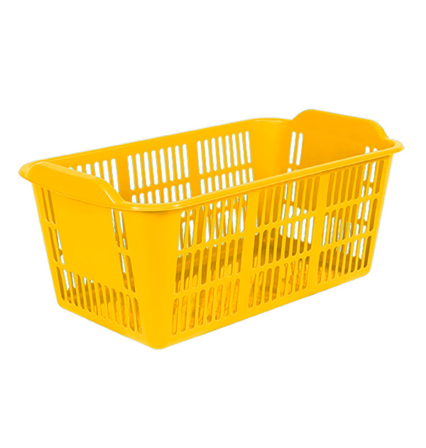 Carry_All_Basket Yellow