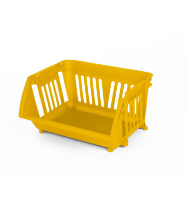 Stacking_Basket_Yellow