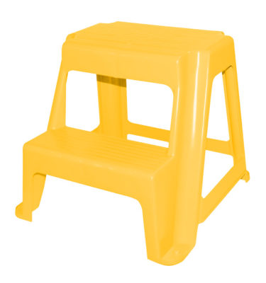 Two_Step_Stool_Yellow