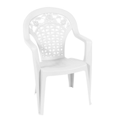Lattice_Rose_HighBack_Chair_White